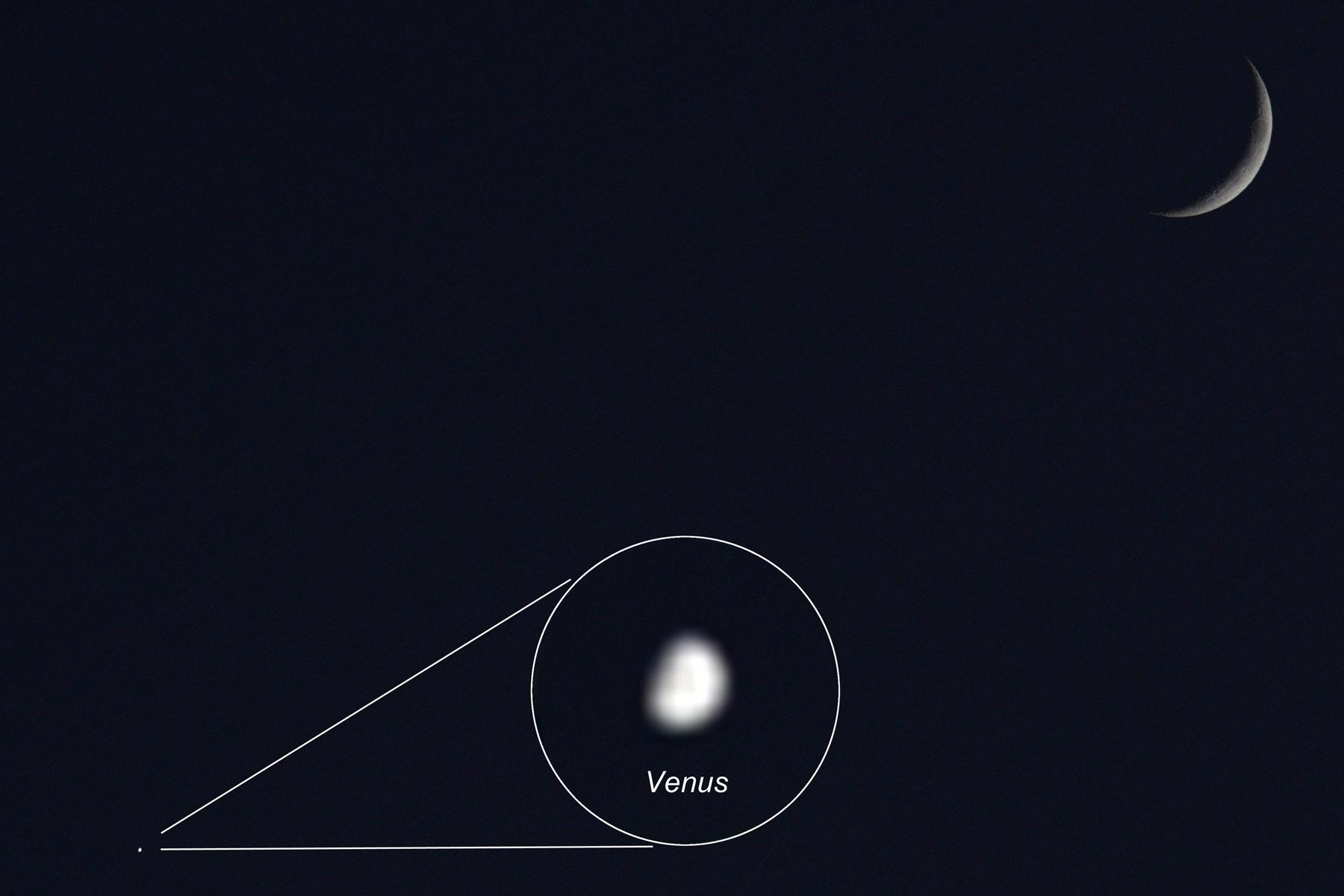 venus and its moons - photo #20